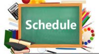 Early Schedule: Learning Groups A, B, and D             = Divisions 1, 3, 2, 5, 7, and 8 Instruction Begins at 8:45 AM Recess from 10:15 […]